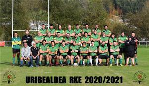 Equipo de 2020/2021 - Rugby -  - Uribealdea Rugby Kirol Elkartea -