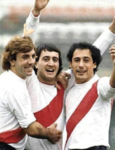 3 grandes de una época dorada - Soccer -  - Club Atlético River Plate -