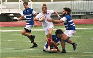 Sport Photo Book by Juan Alchourron - Rugby -  - Université McGill - 2021/Sep/11