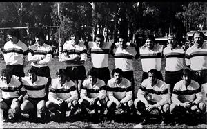 Courreges, Andres - Rugby - Seleccionado de Buenos Aires - Seleccionado de Buenos Aires - 1983/May/05