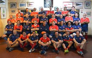 Equipo 2018 - RugbyV -  - Asociación Deportiva Francesa -