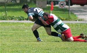 Tackle - Rugby -  - St-Lambert Locks RFC - Rugby Club de Montréal