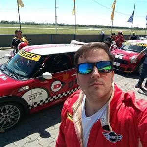 Probando los Minis - Auto racing -  -  -