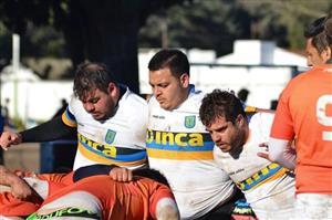 La primera línea - Rugby - Superior (M) - Los Cedros -