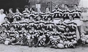 Equipo de 1978 - Rugby -  - Obras Sanitarias -