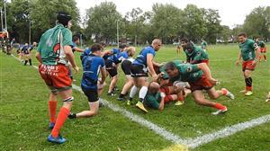- Rugby -  - Rugby Club de Montréal - Barracudas de Saint-Jean-sur-Richelieu