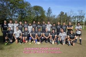 Equipo de 2018 - RugbyV -  - Cebrarians Rugby Classics -