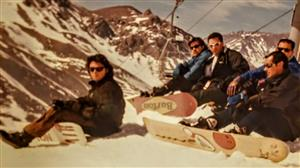 Amigos en Las Leñas - Alpine skiing -  - Las Leñas Ski Resort -