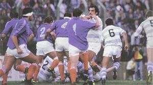 Argentina 18 - Francia 6 - Rugby - Superior (M) - Selección Argentina de Rugby -