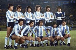 Equipo de 1978 - Soccer -  - Selección de fútbol de Argentina -