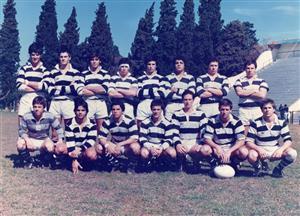 M19, algunos de la camada ´67 - Rugby -  - Club Atlético de San Isidro -
