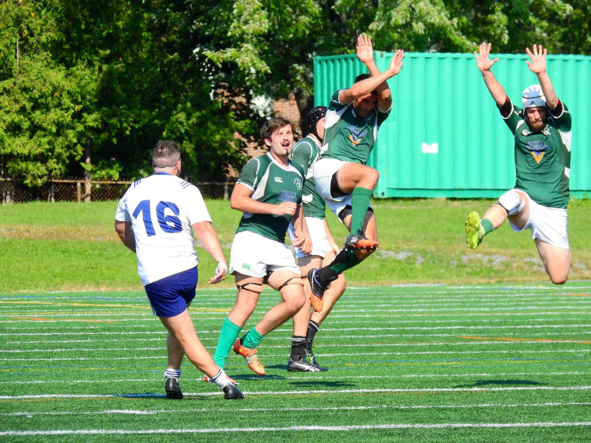 - Montreal Irish RFC - Rugby - 2018/Sep/15