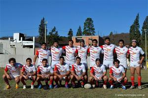 Equipo de 2014 con camiseta alternativa - Rugby -  - Lince Rugby Club - 2014/Feb/19