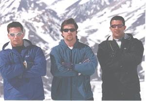 Piritubao a pleno en Las Leñas - Alpine skiing -  - Las Leñas Ski Resort -