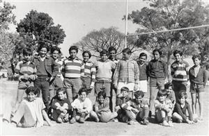 6ta división Club Universitario de Tucuman año 1969 - Rugby - M14 (M) - Universitario Rugby Club -