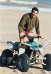 4x4 en la playa - Motorcycle racing -  - Pinamar (médanos) -