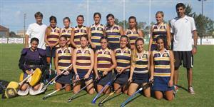 Equipo de 2012 - Field hockey -  - Círculo de ex Cadetes del Liceo Militar Gral San Martín -