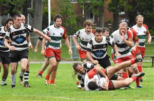 - Rugby -  - Montreal Barbarians - Rugby Club de Montréal