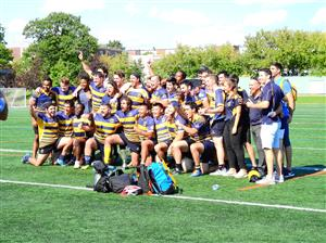 - Rugby -  - Town of Mount Royal RFC -