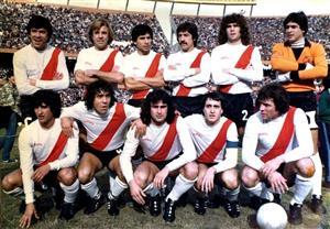Equipo de 1981 - Soccer -  - Club Atlético River Plate -