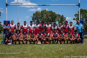 Equipo de 2019 de M16 - Rugby - M16 - Areco Rugby Club -