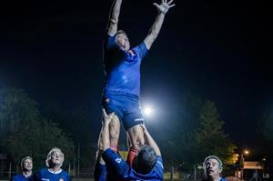 Line en la noche - RugbyV - Senior (M) - Asociación Deportiva Francesa -