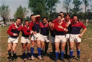 Algun partido en los 80/90s - Rugby -  - Asociación Deportiva Francesa -