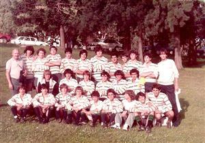 Gira a Uruguay, 4ta C - Rugby -  - Club San Fernando -
