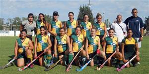 Equipo de 2012 - Field hockey -  - Las Cañas -