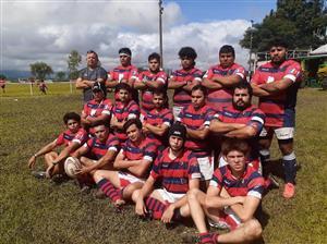 Universitario (UnSE), presentándose en Suri, provincia de Jujuy - Rugby -  - Universitario Santiago del Estero Rugby Club -
