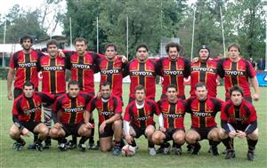 Equipo de 2012 - Rugby -  - Cardenales Rugby Club - 2012/Apr/29