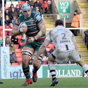 Lavanini en modo 'bestia' - Rugby -  - Leicester Football Club -