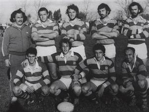 CAR, ganador del seven de la UAR de 1975 - Rugby -  - Club Atlético del Rosario -