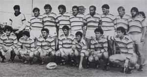 Equipo de 1983 - Rugby -  - San Isidro Club -
