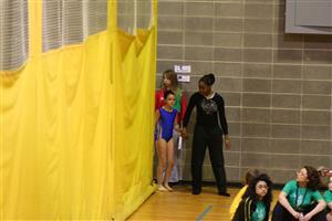 Après la concentration, la compétition - Rhythmic gymnastics -  - QUESTO -