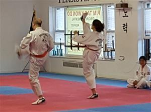 Green Belt Test II - Taekwondo -  - Kim's Taekwondo -