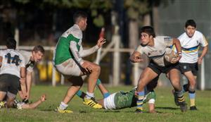 Abriendose camino - Rugby - M19 (M) - Los Cedros - La Salle