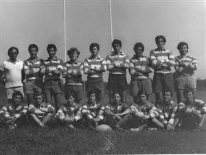 4ta división Universitario Rugby Club 1975 - Rugby - M18 (M) - Universitario Rugby Club -