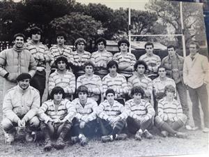 1984 ? - Rugby -  - Club San Fernando -