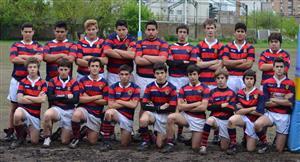 Equipo 2014 - Rugby - M15 (M) - Curupaytí Club de Rugby -