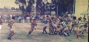 - Rugby -  - San Isidro Club - Belgrano Athletic Club