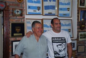 Dos grandes Pumas - Memorabilia -  - Curupaytí Club de Rugby -
