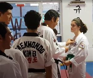Green Belt by Master Kim - Taekwondo -  - Kim's Taekwondo -
