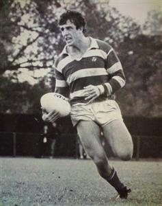 Fauve, Sebastian - Rugby - Sebas Fauve: imparable - Asociación Alumni - 1994/Oct/02
