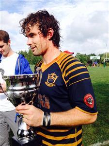 David MacLeod - Rugby - Senior - Town of Mount Royal RFC -
