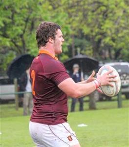 Jugando para Newman - Rugby -  - Newman -