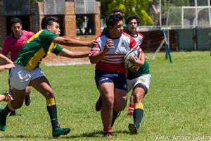 Imparable - Rugby - M16 - Areco Rugby Club - Las Cañas