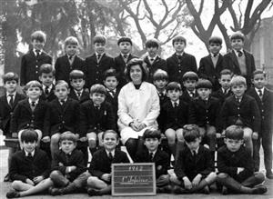 Branca, Eliseo Nicolas - social - Egresados 1973 - 1er grado - Colegio Esquiu  - 1962/Jun/01