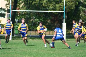 Sport Photo Book by Juan Alchourron - Rugby -  - Cegep John Abbott - 2021/Sep/12