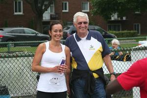Gagnante des femmes - Running -  - NDG Roadrunners -